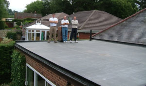 completed-flat-roof-installation