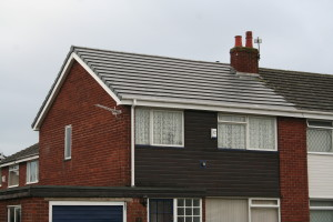 concrete tile roof replacement bulwell nottingham