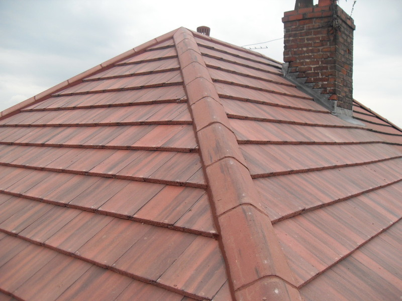 new concrete tile roof in west bridgford