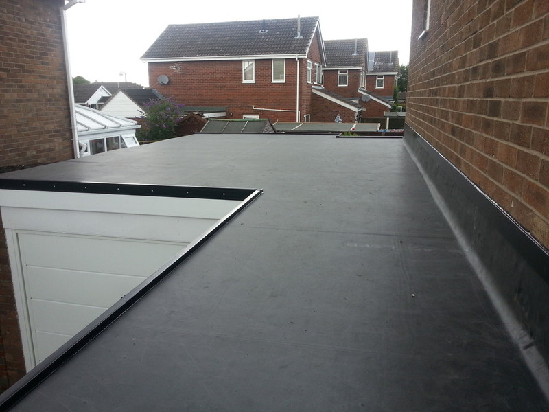 The Benefits and Drawbacks of Flat Roofing In The NG Area