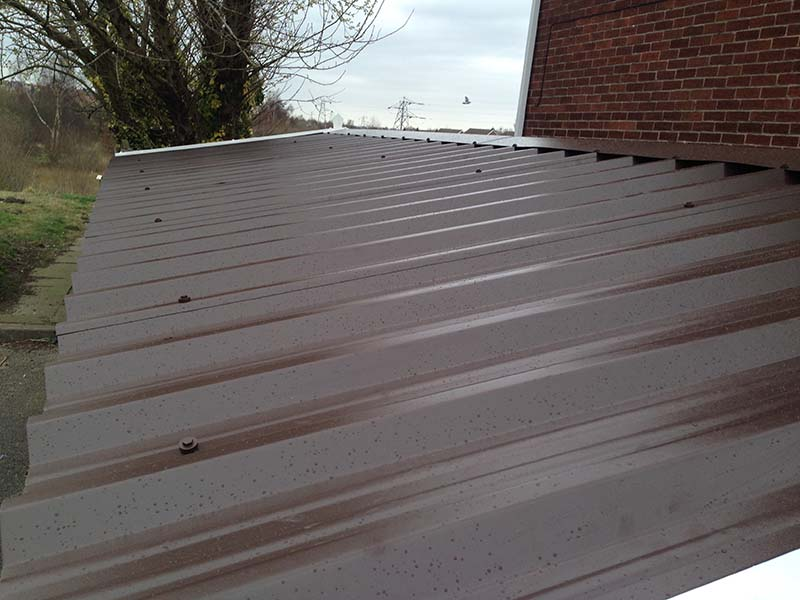 How to Replace Garage Roofs in Nottingham