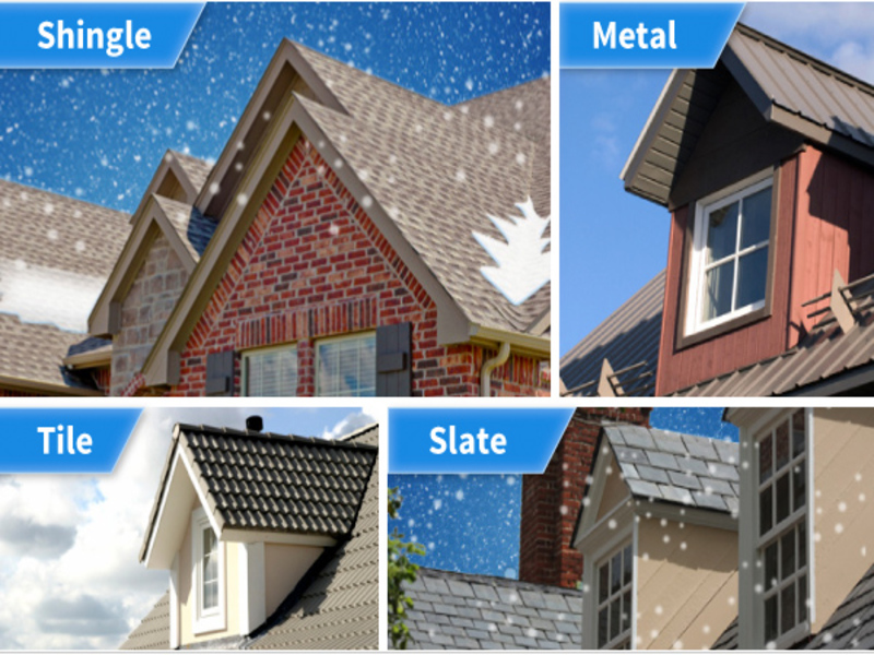 What Type of Roofing to Choose for your Home in Nottingham