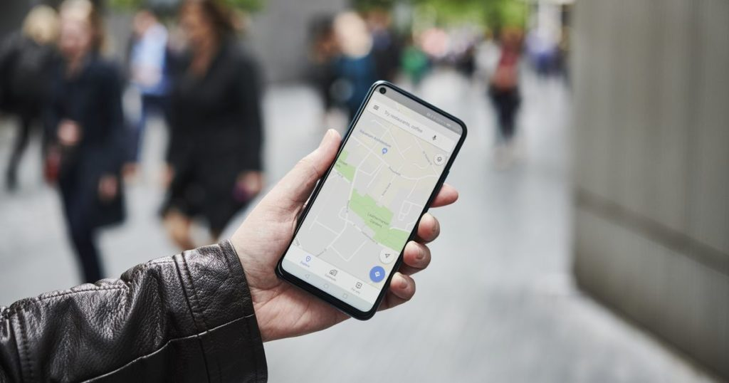 Google Maps is the new search destination