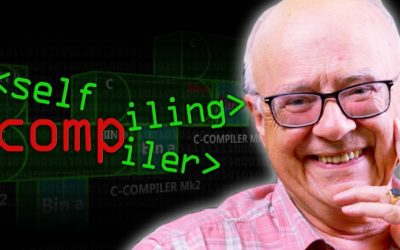 Self Compiling Compilers [video]