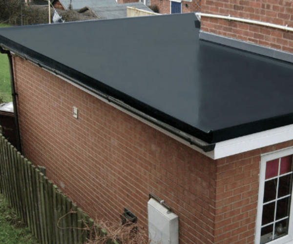 Flat-Roofing-garage