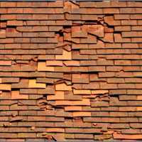 Slipped-Roof-Tiles