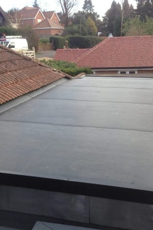 epdm roof nottingham